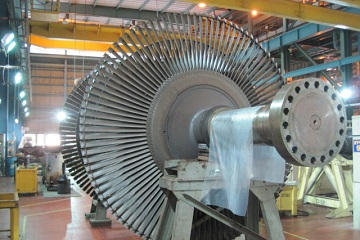 Heavy Rotating Equipment Maintenance