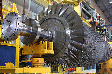 Heavy Rotating Equipment Emergency Repair